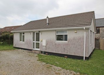 Thumbnail 2 bed detached bungalow to rent in St. Francis Road, St. Columb Road, St. Columb