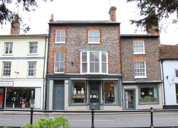 Thumbnail 2 bed flat to rent in Bridge Street, Hungerford, 0Eh.