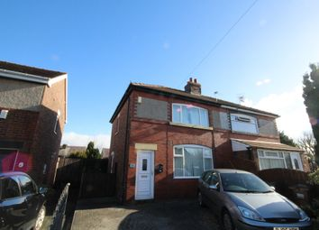 Thumbnail 3 bed semi-detached house for sale in Windsor Road, Preston