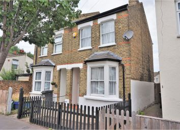 Thumbnail 3 bed semi-detached house for sale in Rymer Road, Croydon