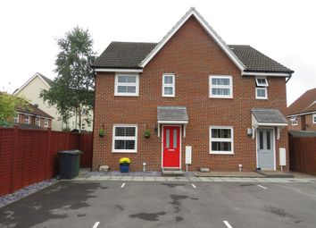 Thumbnail 3 bed semi-detached house for sale in Hansen Gardens, Hedge End, Southampton