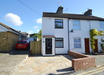 Thumbnail 2 bed terraced house to rent in Baker Street, Burham, Rochester