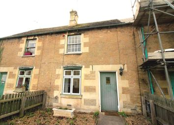 Thumbnail 2 bed terraced house for sale in Elton Road, Wansford, Peterborough