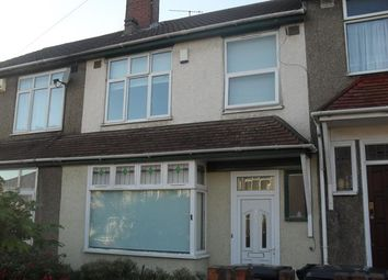 Thumbnail 4 bedroom semi-detached house to rent in Keys Avenue, Horfield, Bristol