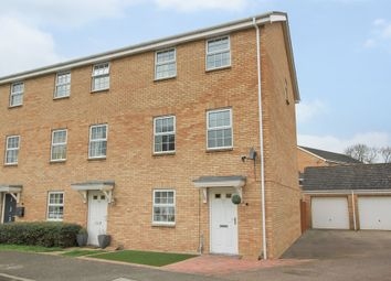 Thumbnail 4 bed town house for sale in Covent Garden, Willingham, Cambridge