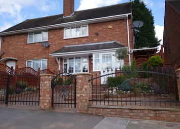Thumbnail 2 bed semi-detached house for sale in Delhurst Road, Great Barr, Birmingham