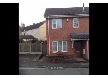 Thumbnail 2 bed semi-detached house to rent in Dunrobin Street, Stoke-On-Trent