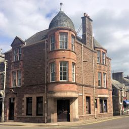 Thumbnail Studio to rent in Drummond Street, Comrie