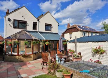 Thumbnail 5 bed detached house for sale in Minster Road, Sheerness