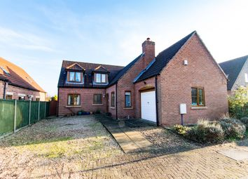 Thumbnail 3 bed detached house for sale in Manor Cliff, Normanby-By-Spital, Market Rasen