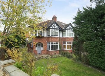 Thumbnail 3 bed detached house to rent in Brunswick Gardens, London