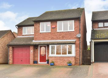 Thumbnail 4 bedroom detached house for sale in Shorham Rise, Two Mile Ash, Milton Keynes