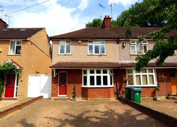 Thumbnail 3 bed end terrace house for sale in Gade Avenue, Watford