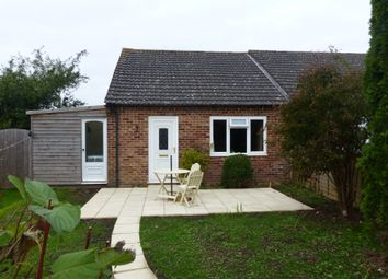 Thumbnail 2 bed semi-detached bungalow to rent in Wiltshire Close, Gillingham