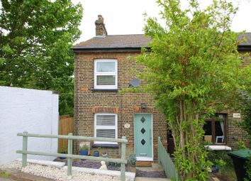 Thumbnail 2 bed end terrace house for sale in Cobham, Gravesend