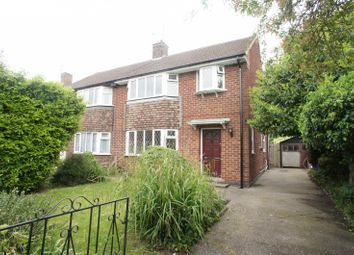 Thumbnail 3 bed semi-detached house to rent in Back Lane, Chellaston, Derby