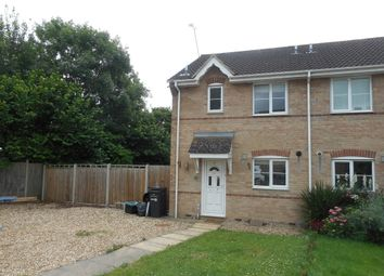 Thumbnail 3 bed semi-detached house to rent in Heather Way, Yeovil