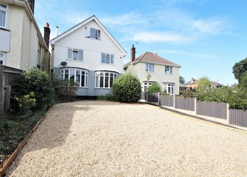 Thumbnail 4 bed detached house for sale in Ringwood Road, Oakdale, Poole, Dorset
