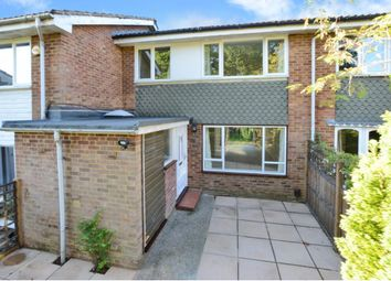Thumbnail 3 bedroom terraced house to rent in Wey Close, Camberley