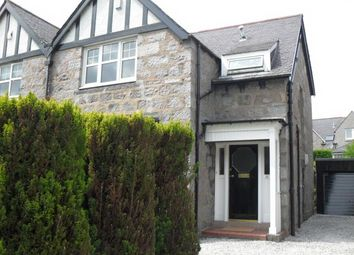 Thumbnail 3 bed semi-detached house to rent in Ashley Park North, Aberdeen