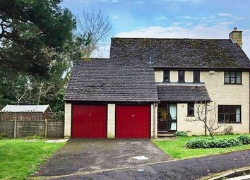 Thumbnail 4 bed detached house for sale in Pauls Rise, North Woodchester, Stroud