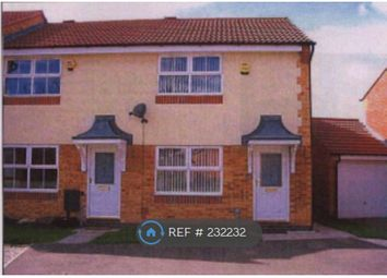 Thumbnail 2 bedroom end terrace house to rent in Moore Close, Coventry