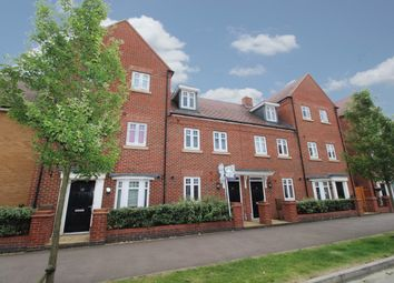 Thumbnail 3 bed town house for sale in Gold Furlong, Marston Moretaine