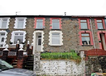 Thumbnail 3 bed terraced house for sale in Kenry Street, Treorchy, Rhondda, Cynon, Taff.