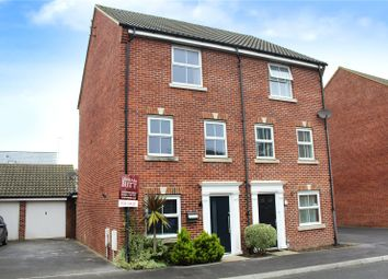 Thumbnail 4 bed semi-detached house for sale in Hollist Chase, Wick, Littlehampton