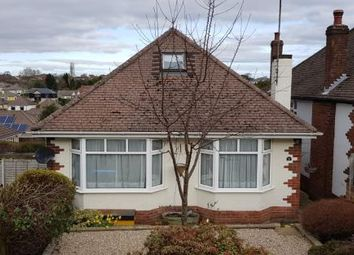 Thumbnail 3 bed bungalow for sale in Livingstone Road, Parkstone, Poole