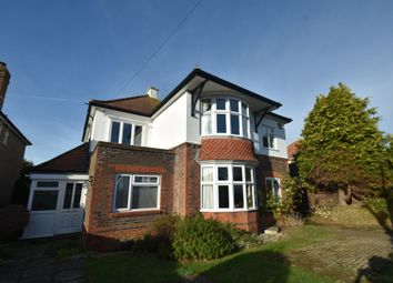 Thumbnail 4 bed detached house for sale in Brodrick Avenue, Gosport, Hampshire