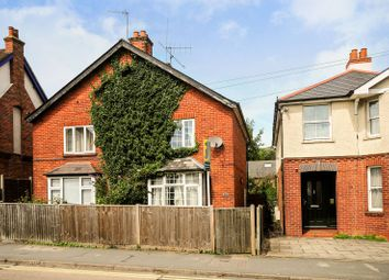 Thumbnail 4 bed semi-detached house to rent in Madrid Road, Guildford