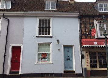Thumbnail 3 bed terraced house to rent in Castle Street, Canterbury
