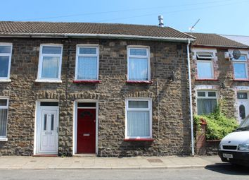 Thumbnail 2 bed terraced house to rent in Tyntyla Road, Tonypandy