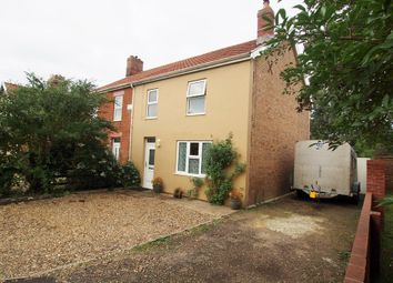 Thumbnail 4 bed semi-detached house for sale in Whitehouse Lane, Attleborough