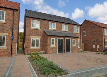 Thumbnail 2 bed semi-detached house for sale in Ketil Place, Anlaby, Hull
