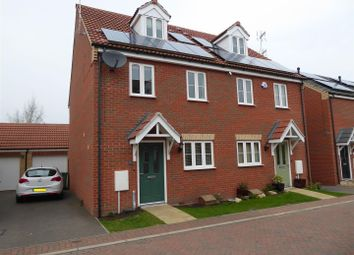 Thumbnail 4 bedroom property for sale in Whitby Avenue, Eye, Peterborough