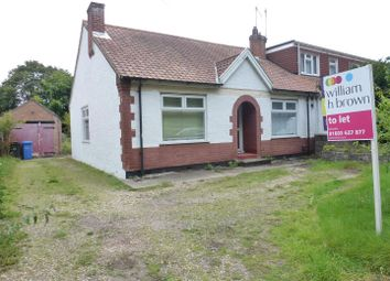 Thumbnail 3 bed semi-detached bungalow to rent in Earlham Green Lane, Norwich