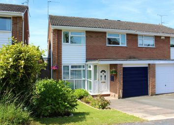 Thumbnail 3 bed semi-detached house for sale in Epsom Road, Leamington Spa