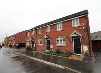 3 bed terraced house for sale in Tempestes Way, Cardea, Peterborough PE2