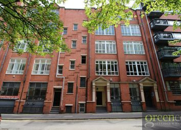 Thumbnail 1 bed flat to rent in Cobourg Street, Manchester
