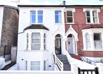 Thumbnail 3 bed flat for sale in Rossiter Road, London
