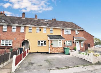 3 bed terraced house for sale in Glastonbury Crescent, Bloxwich, Walsall WS3