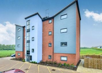 Thumbnail 2 bed flat to rent in Abells Close, Walton, Milton Keynes