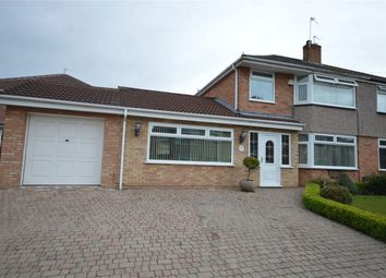 Thumbnail 3 bed semi-detached house for sale in Edgewood Drive, Eastham, Merseyside
