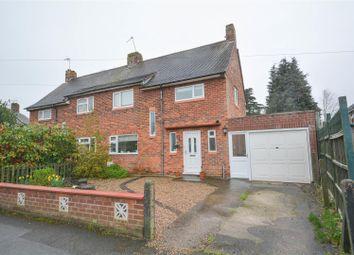 Thumbnail 3 bed semi-detached house for sale in Edwald Road, Edwalton, Nottingham
