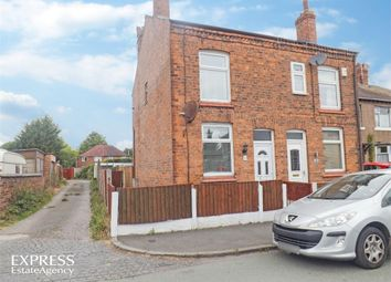 Thumbnail 3 bed semi-detached house for sale in Cliffe Road, Crewe, Cheshire