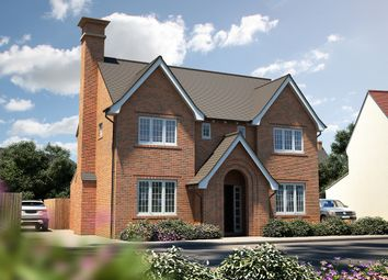"Thumbnail 4 bed detached house for sale in ""The Thornsett"" at Pine Ridge, Lyme Regis"