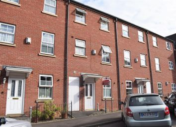 Thumbnail 5 bed terraced house for sale in Silken Court, Nuneaton