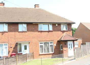 Thumbnail 3 bed end terrace house for sale in Blumfield Crescent, Slough, Berkshire